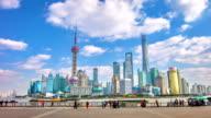 Skyline of Pudong Shanghai