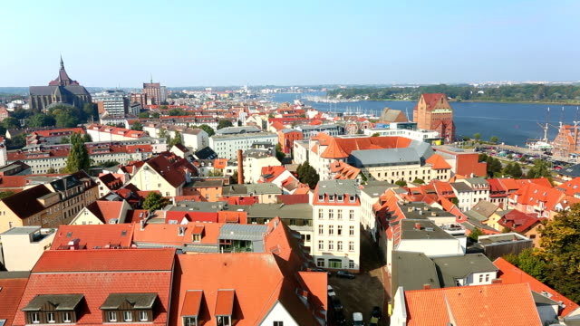 Skyline di Rostock