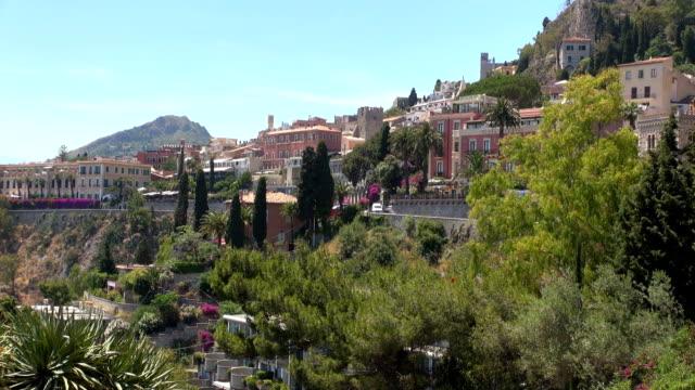 Skyline - Taormina, Sicily, Italy