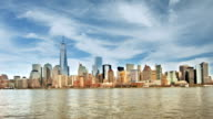 Skyscrapers in Lower Manhattan, New York City