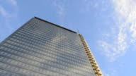 skysctaper, Frankfurt, Germany, Time Lapse