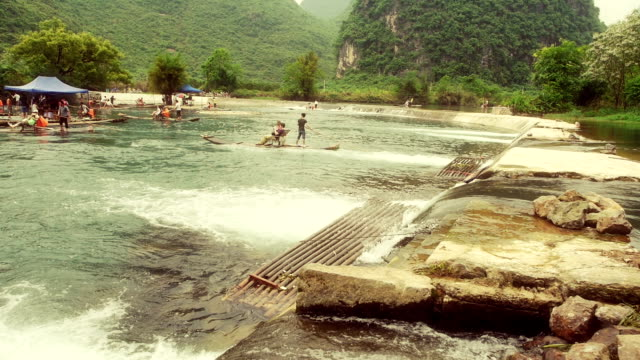 Sleepy Chinese river