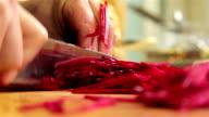 Slicing beet