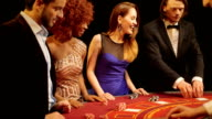 Sliding MS of Players Gambling in the Casino