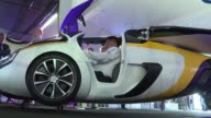 Slovakian startup AeroMobil unveiled its new flying car at the Paris Air Show on Wednesday which it plans to deliver in 2020 to customers who fork...