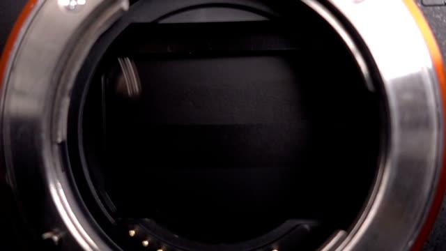 Slow motion Camera Mirror Shutter Mechanism