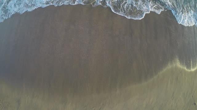 Slow motion, waves crash Newport Beach 120 fps.