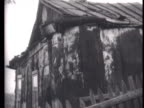 Slums poor and dirty children education for boys under Soviet regime / Kaunas Lithuania AUDIO
