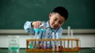small scientist