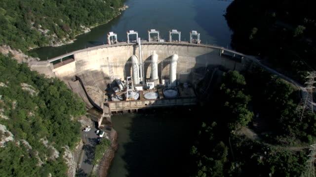 Smith Mountain Lake Hydroelectric Dam Flyover