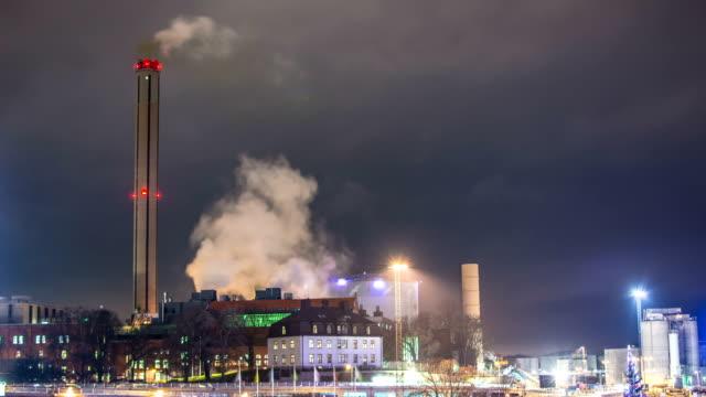 Smoke Factory Time Lapse