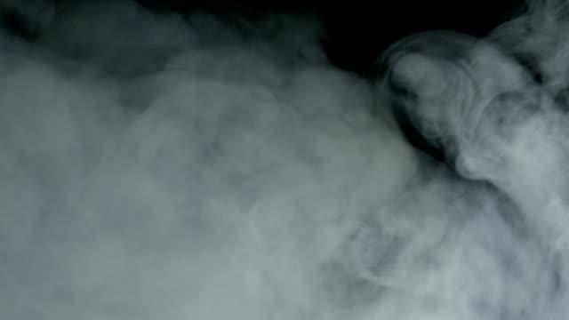 Rauch in Zeitlupe