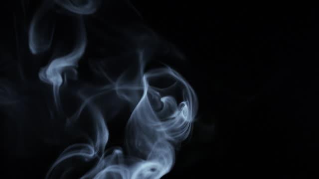 Smoke. Vapour