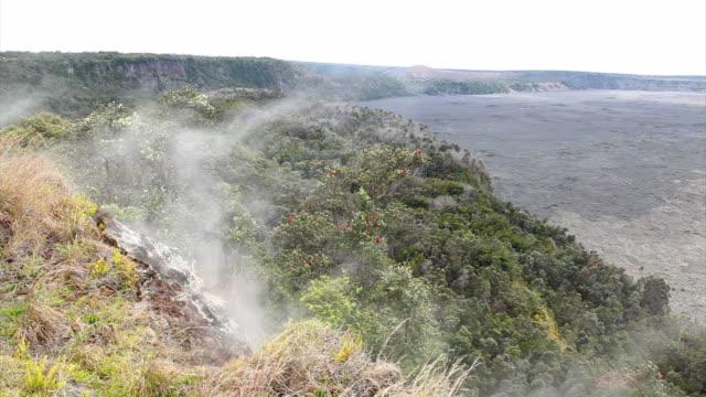 Smoke Vents - Hawaii Volcano National Park