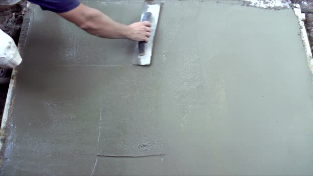 Smoothing the Concrete (HD,NTSC)