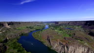 Snake River Canyon Fly Over 2 (4K)