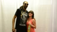 Snoop Dogg attends a meet and greet and partnership celebration with Cuca Fresca Cachaça with a cocktail sampling event and bottle signing at 67...
