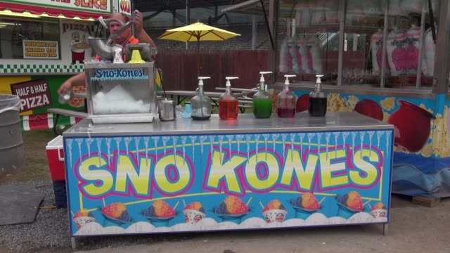 Image result for snow cone vendor