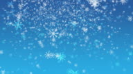 Snow Flakes HD