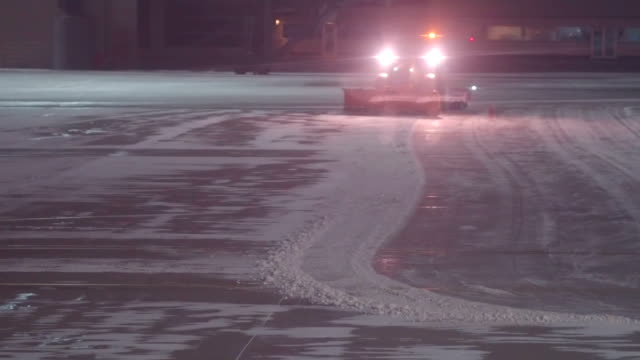 Snow Removal at the Airport