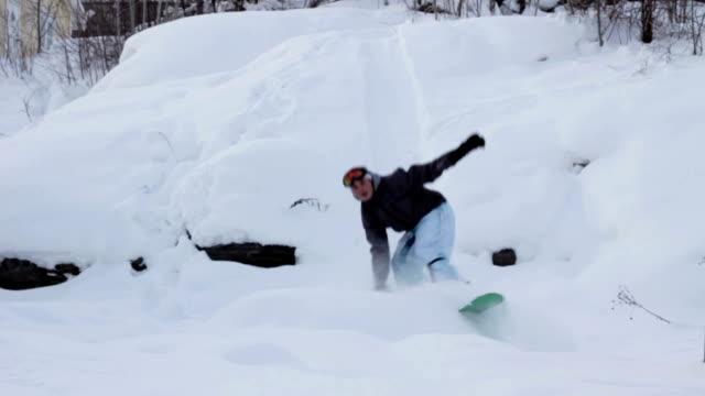 Snowboard-cubi adolescente