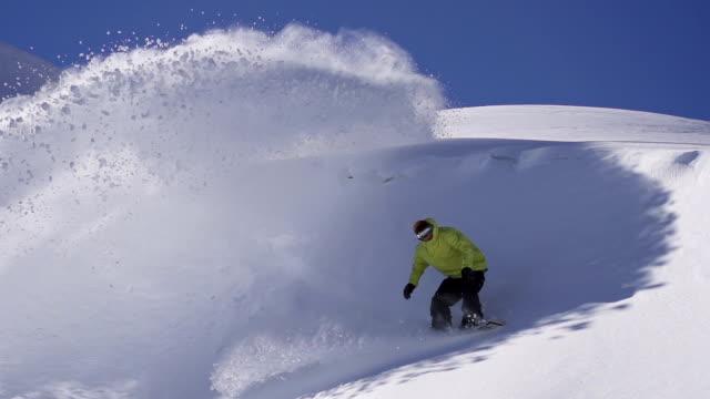 Amici lo snowboard