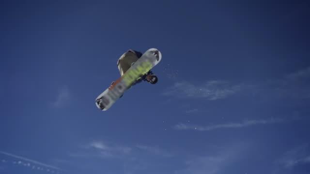 Snowboarder Passa Oltre