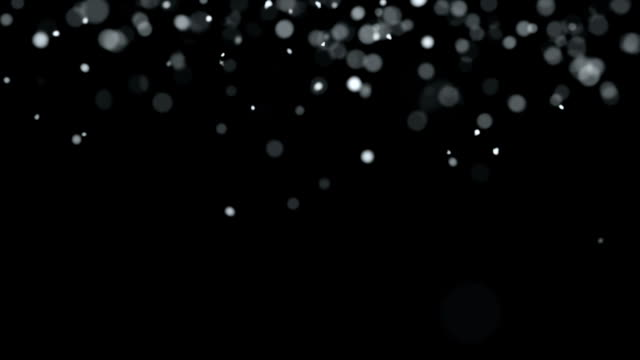 Snowfall alpha layer