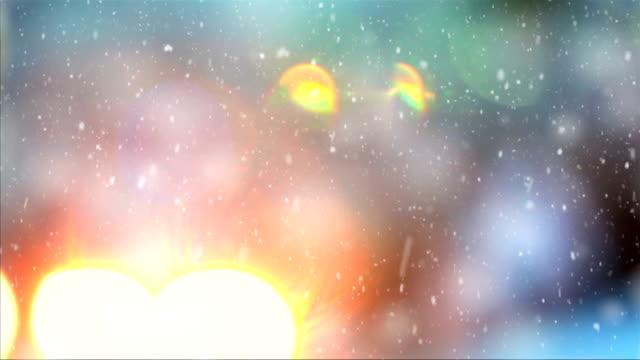 HD: Snowfall Defocus