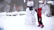 Snowman (HD)