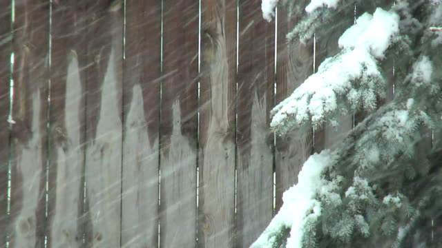 Snowy Background (HD)