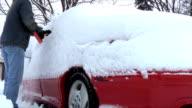 Snowy Car (HD,NTSC)
