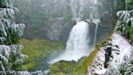 Snowy Creek Waterfall