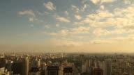 São Paulo skyline della città
