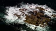 Soa Island near Iona - Aerial View - Scotland, Argyll and Bute, United Kingdom