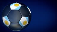 Soccer Ball - Argentina HD