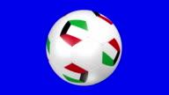 soccer ball Kuwait