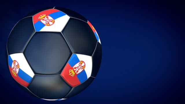Soccer Ball – Serbia HD