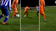 Soccer / Football players Montage (Sports)