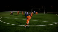 HD: Soccer Goal Freeckick (Football)