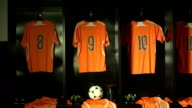 Soccer or Football Locker / Changing Room (Sports Kit)