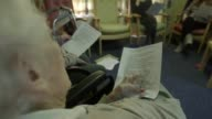 A social enterprise charity The Reader holds shared reading groups with the elderly and those suffering from dementia with extraordinary results