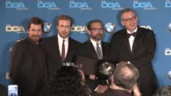 Social Media Edit 68th Annual Directors Guild Of America Awards at the Hyatt Regency Century Plaza on February 06 2016 in Los Angeles California