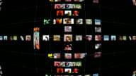 Soziales Netzwerk-Grid