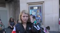 Sofia Richie outside TCL Chinese Theatre in Hollywood in Celebrity Sightings in Los Angeles
