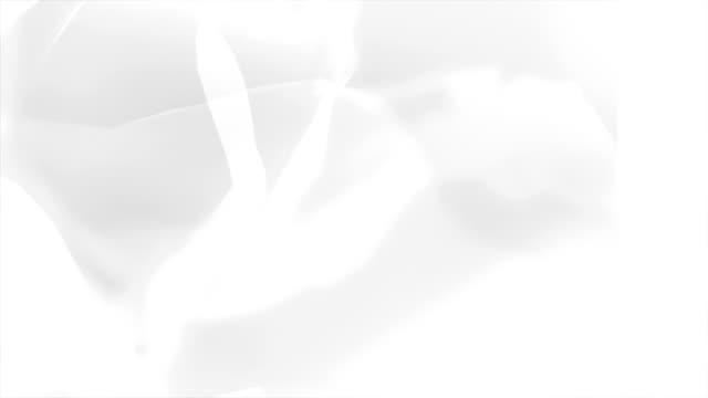 Weichen Hintergrund weiß (Endlos wiederholbar)
