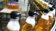 Erfrischungsgetränk Bottling Line