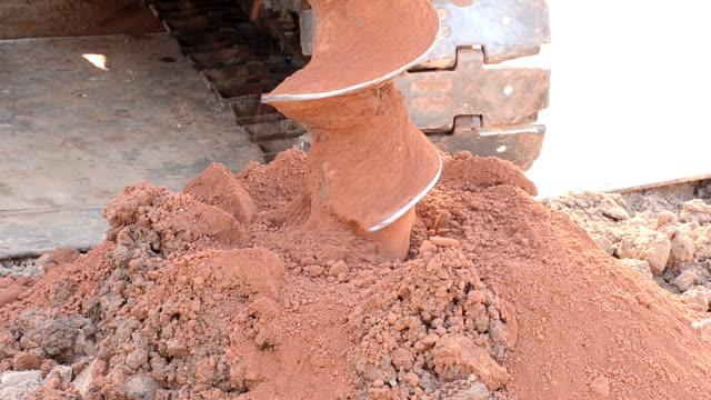 Soil drill