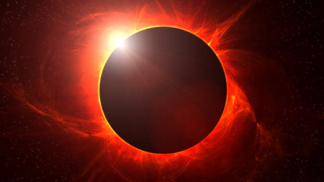 Solar Eclipse of Sun by the Moon