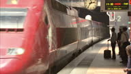 Solar energy engineers are using the roof of a railway tunnel in Belgium to power the highspeed rail link between Paris Amsterdam The new tunnel...